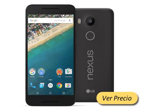 celular lg nexus 5X