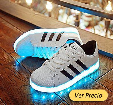 the latest a615c c4e00 Adidas Guayaquil J arrête Gagne Zapato Con R7enxt Luces Défi J y XqwfYxHf0