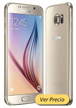 ed9398dbe22 Celular Samsung Galaxy S6. Analisis Y Precio En Amazon